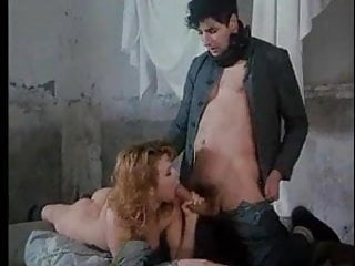 Bad Schoolgirl Anita fucked  in the dungeon