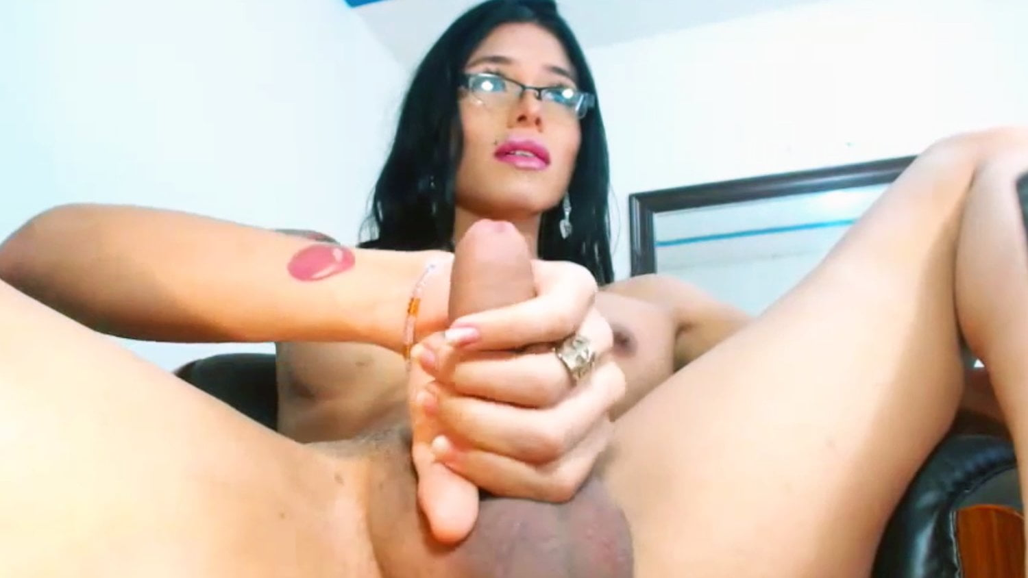 Amateur Teen First Big Cock