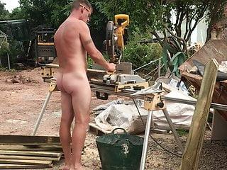 Gloucestershire nudist builder