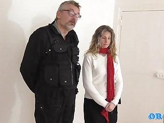 Blonde Spanking video: Kamilla's spanking