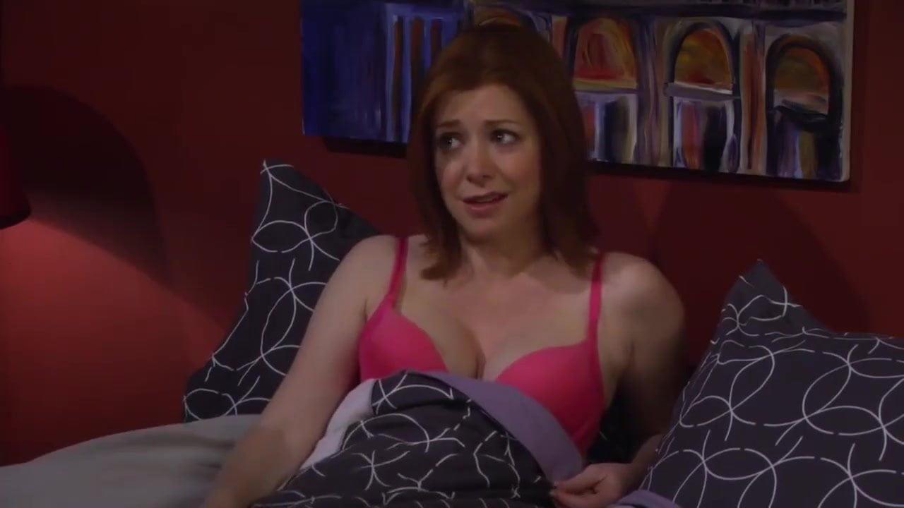 Alyson Hannigan Topless alyson hannigan cumshot - cum swapping, home made, sex tape