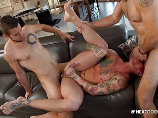 dante colle catches his roommate with his...