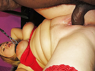 her first extreme bbc fetish lesson