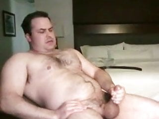 With nice cock...