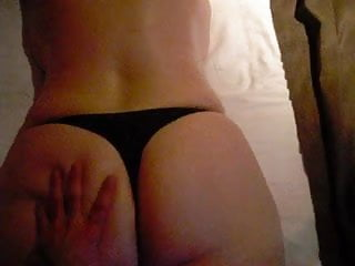 Booty of a 55 year old woman...