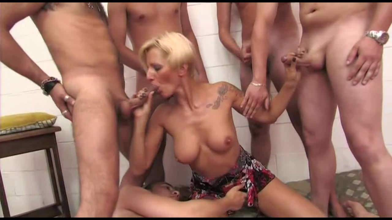 Big Tit Matures Threesome