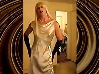 Monique's Satin Hypnosis