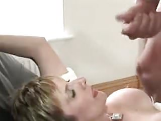 British MILF Enjoying Her Young Lover