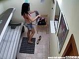 Busty Teen Girl Cought Masturbating