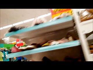 Flagra no Supermercado