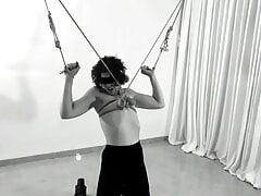 Sexy Submissive Wife – Tits Bondage Predicament: Bdsmlovers91