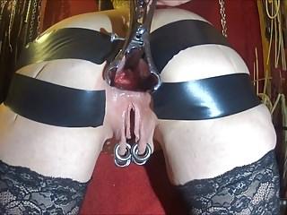 Hardcore ass eating porn