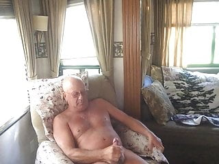 Masturbating out of town