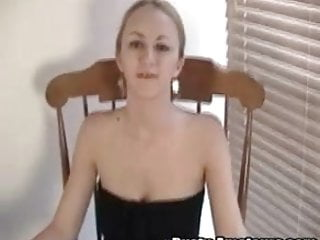 Masturbating is what makes blonde Jacklynn