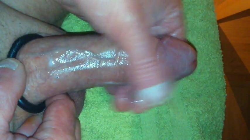 Masturbieren beim Schwanzlutschen