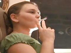 my sister Jessica Newport 100s cigarette webcam pregnant