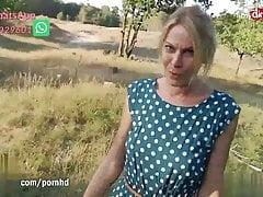 HD POV BLOWJOB VON DEUTSCHE DRAUSSEN