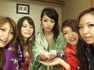 JAV wives, Hikari and Kaede Niiyama made some porn, unc