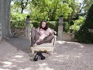 British pantyhose...