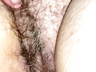 Licking friends wifes used pussy...