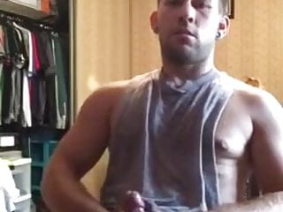 hot and horny guy on cam