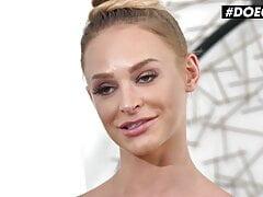 DOEGIRLS - Home Alone Orgasm For Gorgeous Babe Emma Hix