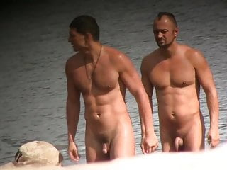 SPYING ON NAKED MEN AT THE NUDIST BEACH VOL 5
