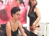Lesbian Honeys Teasing