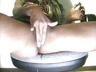 Masturbate under desk