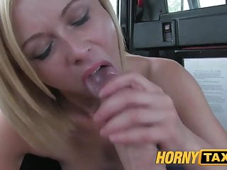 Hornytaxi red hard...