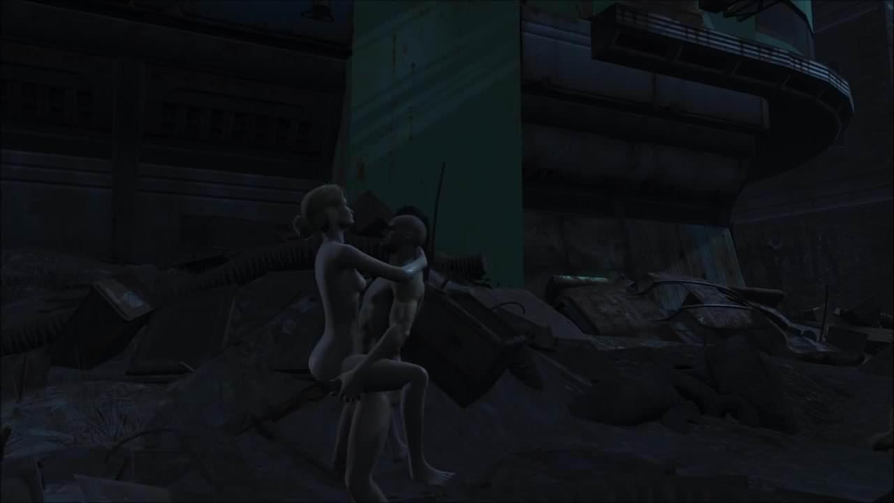 Fallout 4 Katsu sex adventure chap.1 War or love