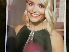 Holly willoughby cumtribute 204