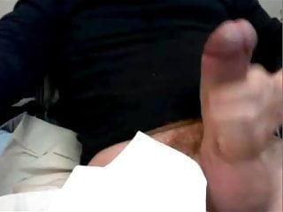 Str8 daddy cums on cam 203...