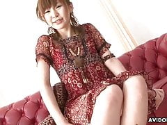 Japanese darling, Nami Segawa got creampied, uncensored