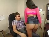 Olivia Winters in the Office