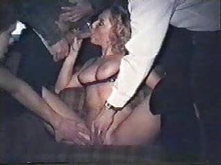 The Swinger Experience Presents Swedishgirl in swingerclub