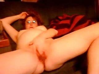 My masturbating...