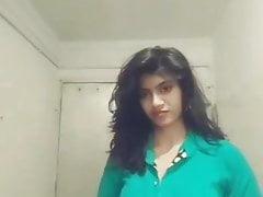 Indian School Lady Eliminates Clothing