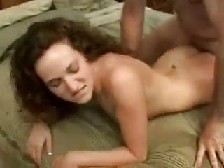 Young creampie surprise...