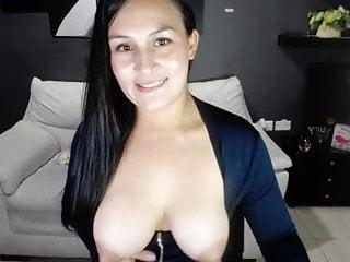 Nice perky nipples...