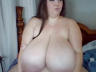 Tits bbw monster Huge Tits