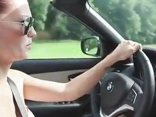 hot german babe fucking in the carPorn Videos