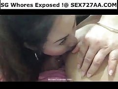 Chinese escort blowjob 1
