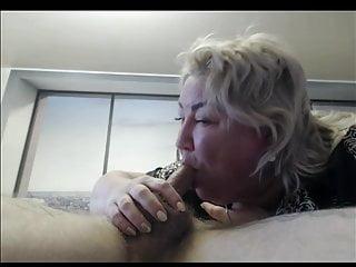 She sucks cock with great pleasure