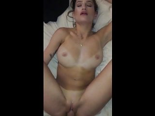 Delightful Divorced  MILF Still Likes Hot Sex with Young Boy