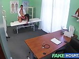 FakeHospital Massage turns into frantic sex