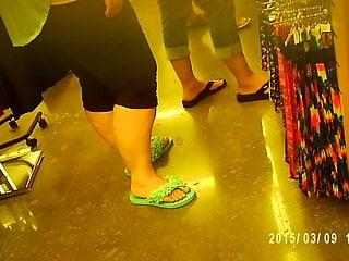 Hidden Cam Feet # 6