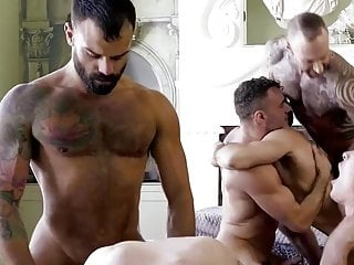 HOT NASTY ROUGH GAY ORGY By GrzeGoRzUni1988