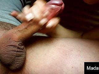 You'll't get that slut off your penis. MadamFox