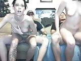 Swinger Webcam Fun